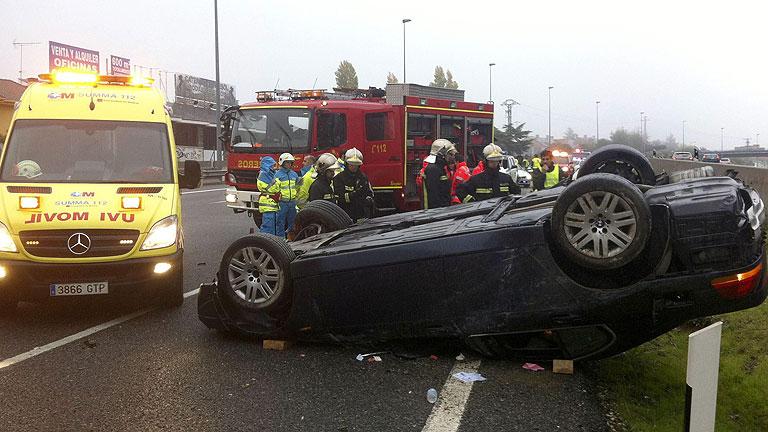 Víctimas de accidentes de tráfico buscan concienciar en su Día Mundial