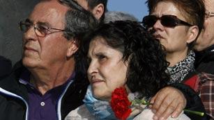 Ver vídeo  'Las víctimas del 11M celebran por separado los actos de homenaje'
