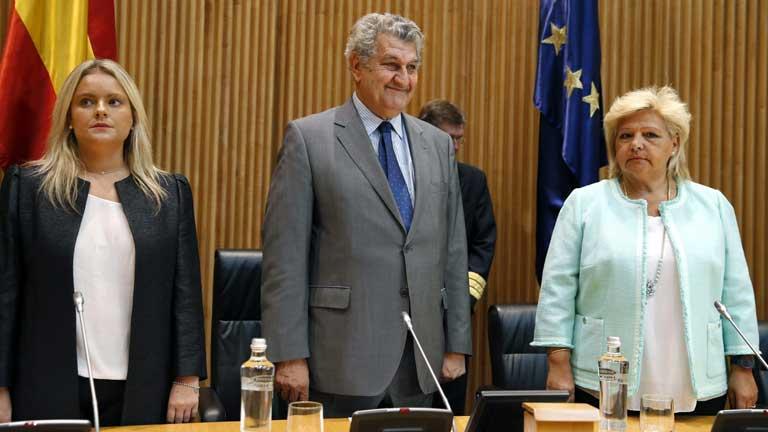 """Las víctimas del terrorismo muestran su """"profundo malestar"""" por la presencia en el Congreso de Amaiur"""