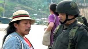 Ver vídeo  'Víctimas inocentes en los años de conflicto armado en Colombia'