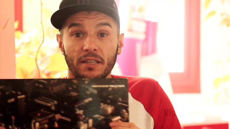 Víctor Santana - Making Off Vector EP