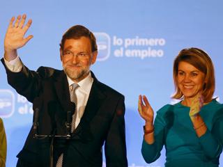 Ver vídeo  'Victoria histórica del PP en las elecciones generales'