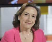 Victoria Prego, en Los Desayunos.