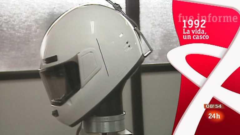 Fue Informe - La vida, un casco