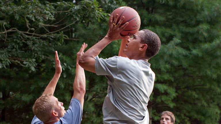La vida de Obama ha sido retratada de manera constante por Peter Souza, el fotógrafo del presidente