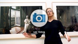 Su vida y su obra, en imágenes