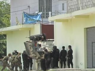 Ver vídeo  'Vídeo de los Zetas en el que aparecen sus máximos dirigentes en Guatemala'