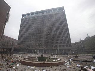 Ver vídeo  'Un videoaficionado capta los momentos posteriores a la explosión en Oslo'