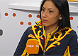 Los taekwondistas Joel Gonzáles y Brigitte Yagüen han estado en RTVE.es para explicar cómo han vivido su actuación en los Juegos Olímpicos. Joel ha ganado el oro y Brigitte, la plata.