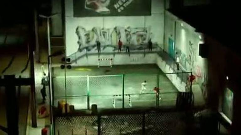 """El videojuego """"Fifa Street"""" reinventa el fútbol"""