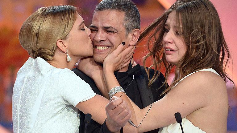 'La vie d'Adèle', del tunecino Abdellatif Kechiche, logra la Palma de Oro en Cannes