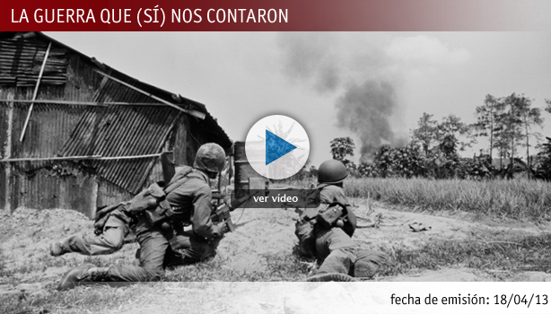 &quot;Vietnam. La guerra que (s&iacute;) nos contaron&quot;