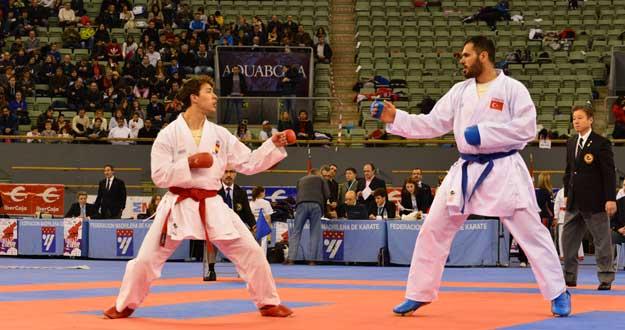 Villa de Madrid de karate