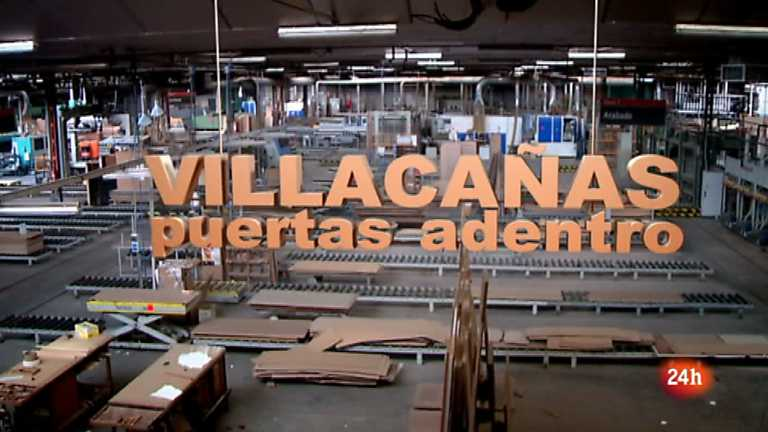 Crónicas - Villacañas, puertas adentro