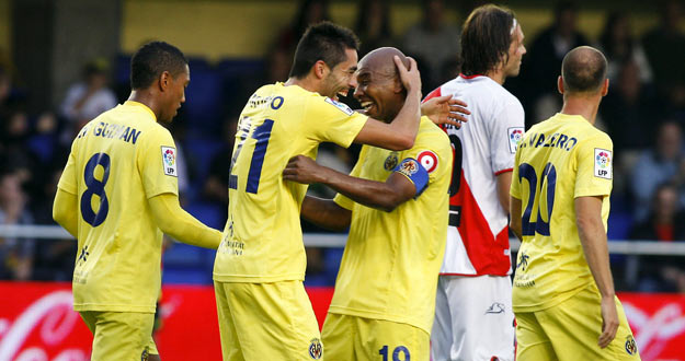 VILLARREAL CF - RAYO VALLECANO
