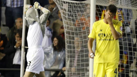 El Villarreal, de la Champions al descenso junto al Sporting en una jornada dramática