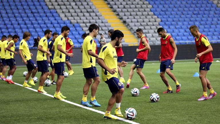 Villarreal y Real Sociedad buscan la fase de grupos de la Europa League