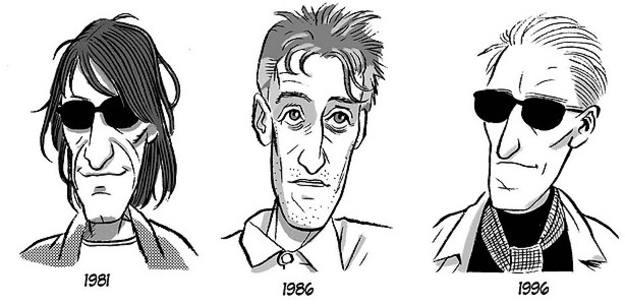 Viñetas de 'Breve encuentro', de Jacobo F.S.