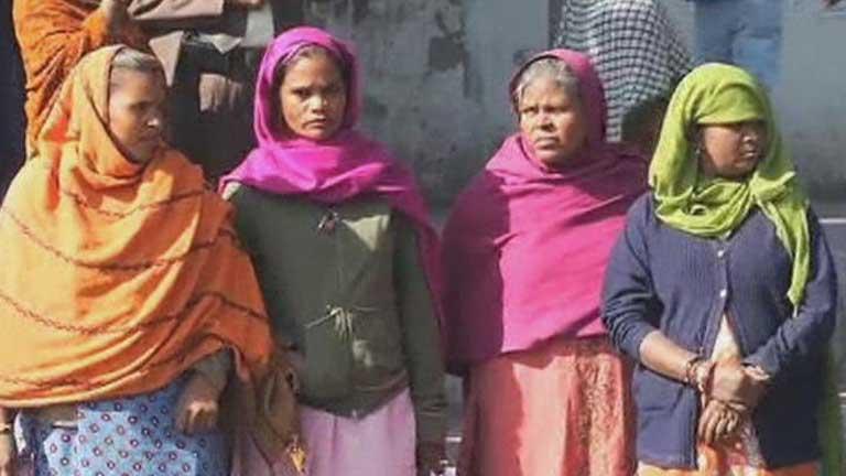 Cada veinte minutos, una mujer es violada en la India