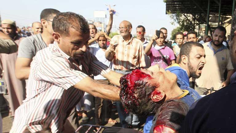 Amnistía Internacional pide que se investigue la violencia desmesurada  en Egipto