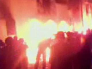 Ver v?deo  'Violenta represión de las protestas en Libia'