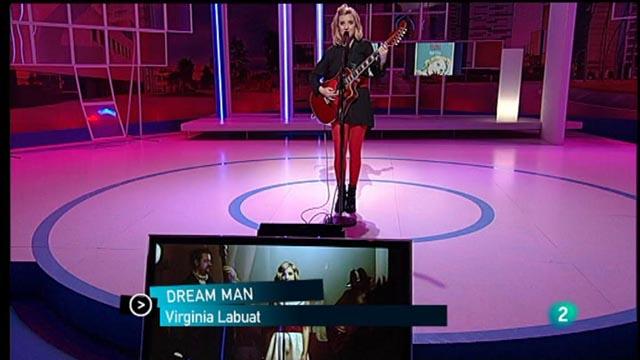 """Para Todos La 2 - Actuacíón: Virginia Labuat, """"Dream Man"""""""