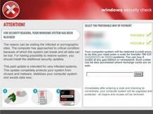 El virus bloquea el ordenador y muestra una imagen en la que se solicita dinero para supuestamente desinfectar el equipo