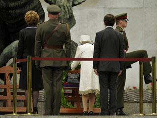Ver v?deo  'Visita histórica de la Reina Isabel II de Inglaterra a la República de Irlanda'