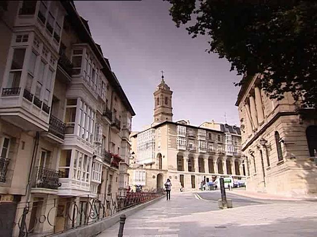 UNED - Cantones y calles gremiales en Vitoria-Gasteiz