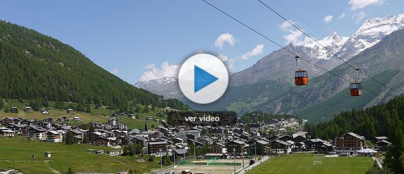 Vivir en Suiza, el país de Heidi