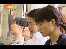 'En Portada' viajaba a Japón para conocer la vida y sentimientos de los japoneses, que a pesar de vivir en la segunda potencia mundial, estaban descontentos