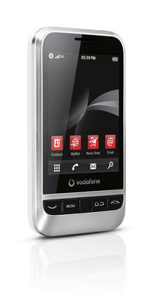 El Vodafone 485 todavía no se ha presentado oficialmente