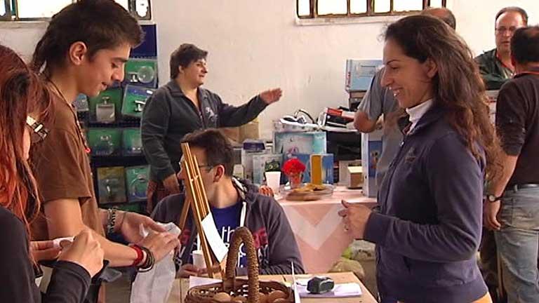 El TEM sustituye al euro en Volos, Grecia