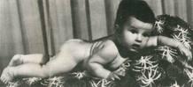 Volver con - Manolo Escobar de bebé
