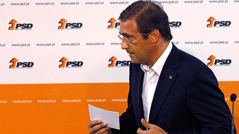 Voto de castigo al Gobierno en las elecciones municipales de Portugal