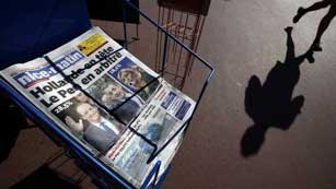Ver vídeo  'El voto de castigo a Sarkozy es el tema de análisis en Francia'