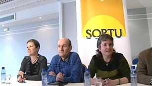 Ver vídeo  'Un voto de diferencia marca la legalización hoy de Sortu'