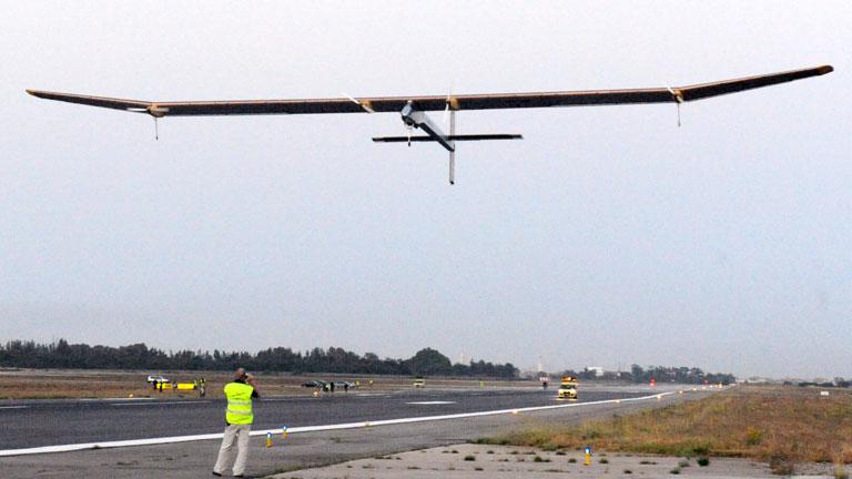 Volar de Marruecos a Madrid con energías renovables ya es posible