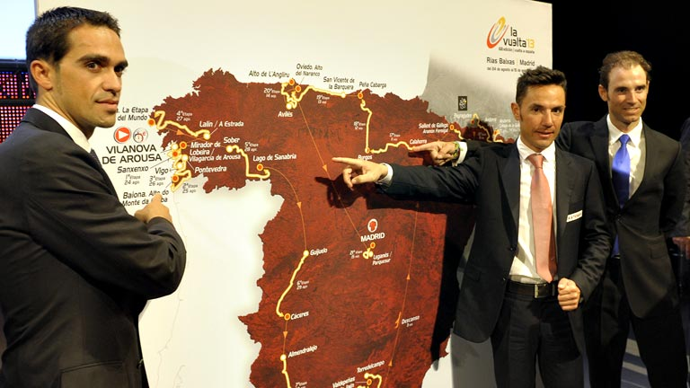 La Vuelta 2013 vuelve a invitar a los escaladores