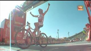 Ver vídeo  'Vuelta ciclista a España - 4ª Etapa: Baza/Sierra Nevada - 23/08/11'