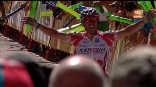 Ver vídeo  'Vuelta ciclista a España - 5ª Etapa: Sierra Nevada/Valdepeñas de Jaén - 24/08/11'