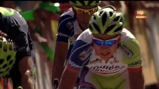 Ver vídeo  'Vuelta ciclista a España - 6ª Etapa: Úbeda/Córdoba - 25/08/11'