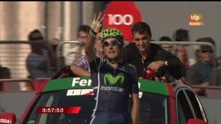 Ver vídeo  'Vuelta a España. Etapa 3ª - Petrer/Totana - 22/08/11'