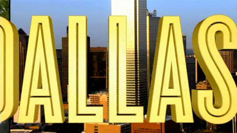 Los protagonistas de la serie &quot;Dallas&quot; se re&uacute;nen de nuevo