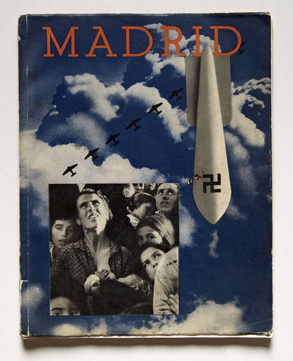fotos&libros: exposición Museo Reina Sofía