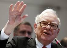 Warren E. Buffett, presidente y consejero delegado de Berkshire Hathaway, es el tercer hombre más rico del planeta.