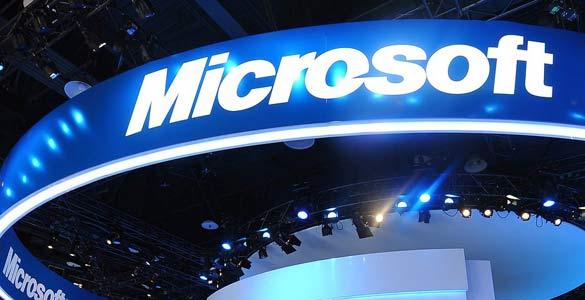 Es la primera vez que Microsoft reporta pérdidas como empresa cotizada
