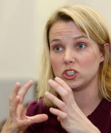 Marissa Mayer, nueva consejera delegada de Yahoo