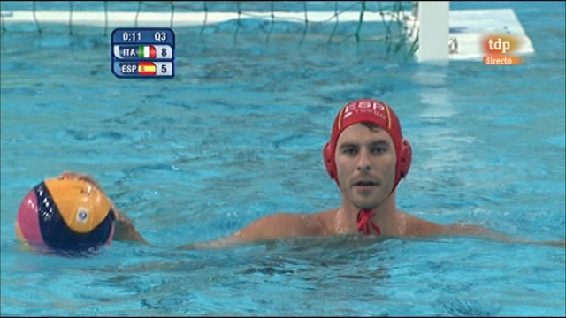 Waterpolo - Campeonato del mundo Cuartos de final Masculino: Italia-Espa&ntilde;a - 26/07/11  