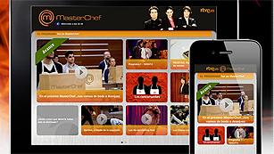 """Web oficial de """"Amar en tiempos revueltos"""""""